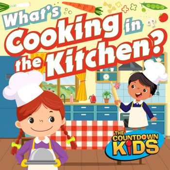 What's Cooking in the Kitchen - The Countdown Kids